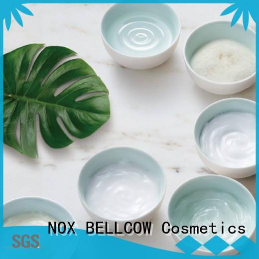 NOX BELLCOW moisture facial skin care sets series for women