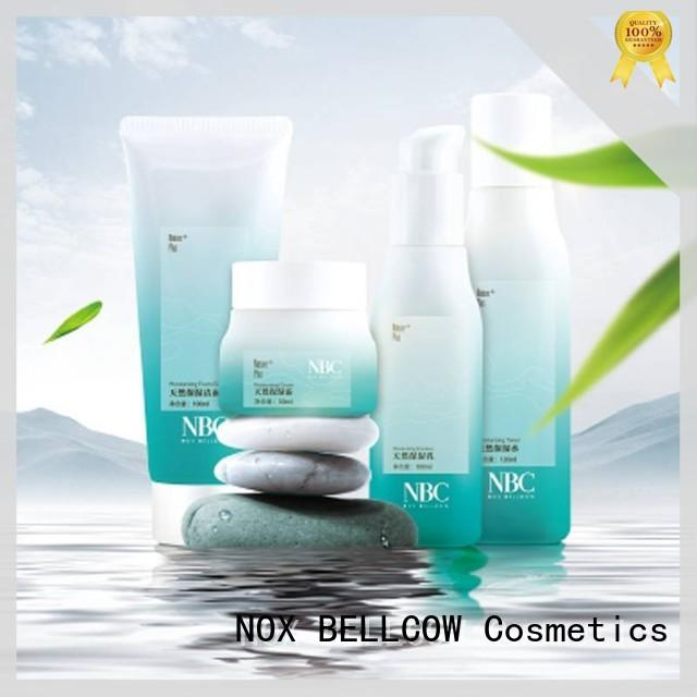 NOX BELLCOW beauty custom skin care manufacturers treatment for travel