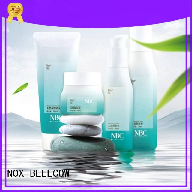 NOX BELLCOW beauty customized skin care products series for women