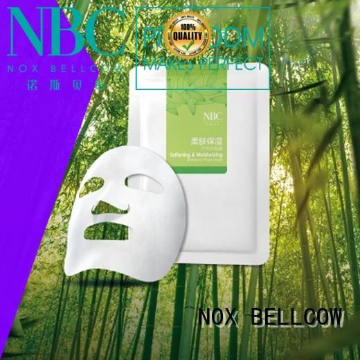 minimizing facial mask manufacturer pure NOX BELLCOW company