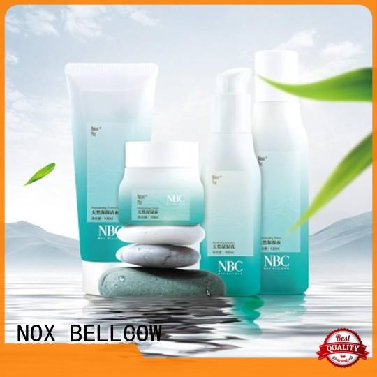 NOX BELLCOW moisturizing facial treatment products manufacturer for travel