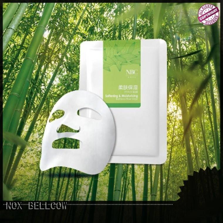 NOX BELLCOW cotton moisturizing face mask wholesale for beauty salon