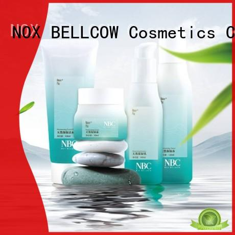 NOX BELLCOW unisex facial treatment products supplier for travel
